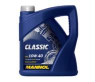 OLEJ MANNOL - CLASSIC SN/CF 10W40 5L