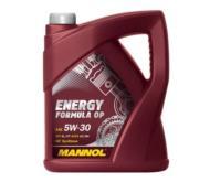 OLEJ MANNOL - ENERGY FORMULA OP SL/CF 5W30 5L