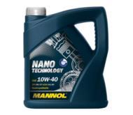 OLEJ MANNOL - NANO SM/CF 10W40 4L