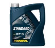 OLEJ MANNOL - STANDARD SL/CF 15W40 4L