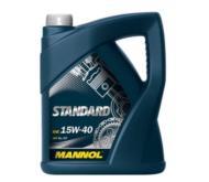 OLEJ MANNOL - STANDARD SL/CF 15W40 5L