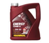 OLEJ MANNOL - COMBI SN/CF 5W30 4L