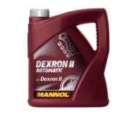 OLEJ MANNOL - DEXRON II AUTOMATIC 4L