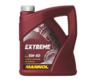 OLEJ MANNOL - EXTREME 5W40 5L