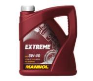 OLEJ MANNOL - EXTREME 5W40 4L