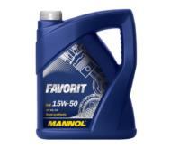 OLEJ MANNOL - FAVORIT SG/CD 15W50 5L
